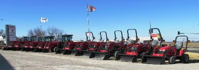 We have a Wide Selection of Massey Ferguson Compacts and Utility Tractors